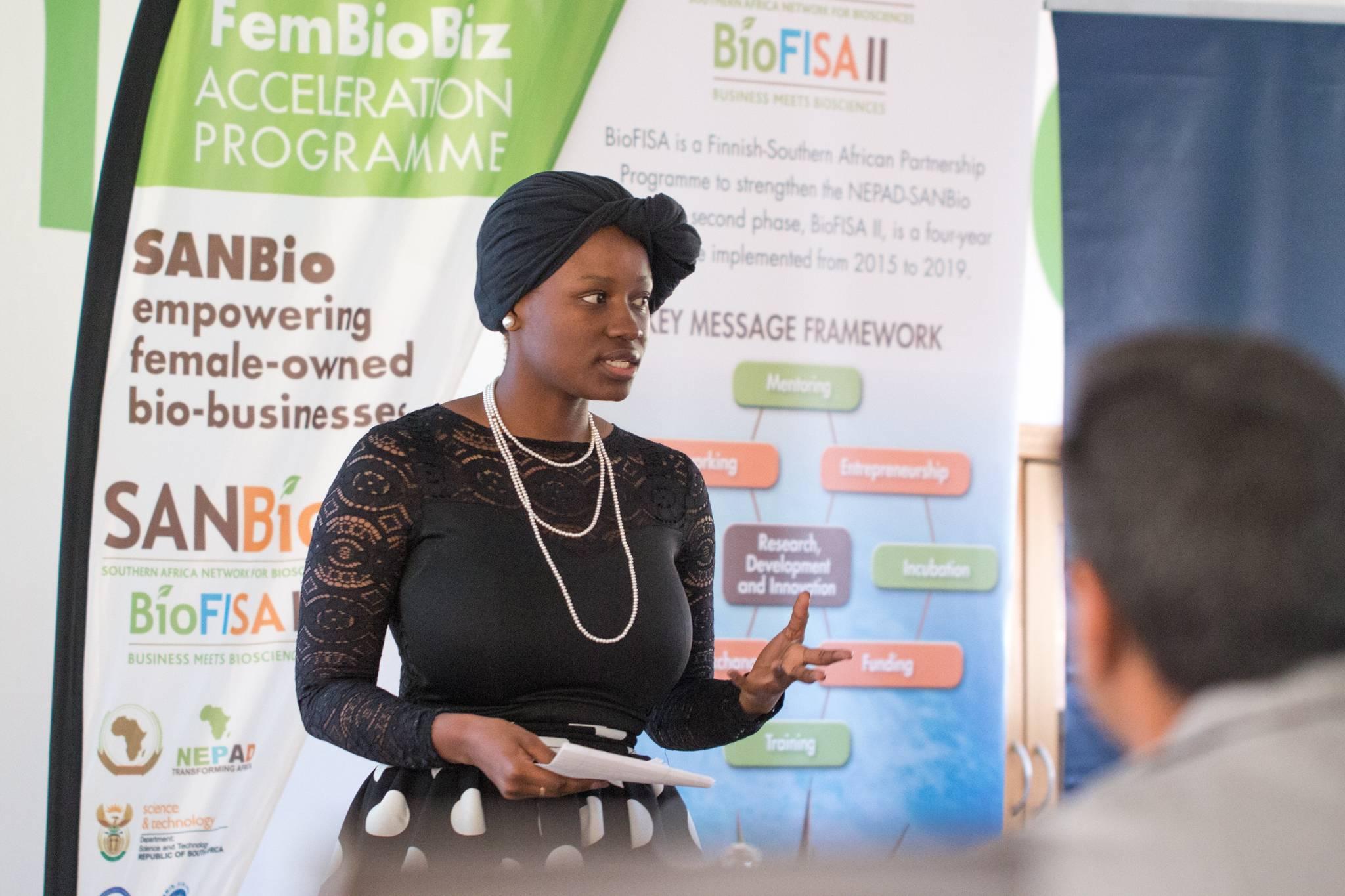 Hivos/SANbio FemBioBiz Acceleration Program 2019 for Women Entrepreneurs