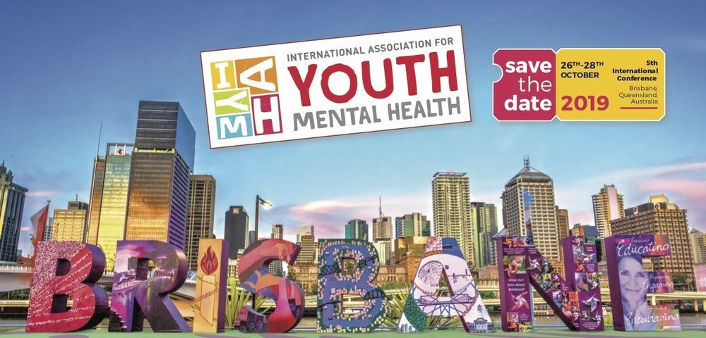iaymh bursary 2019 to attend the 5th international conference on youth mental health