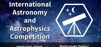 International Astronomy and Astrophysics Competition 2019 (Up to 700 USD in prizes)