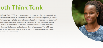 Mastercard Foundation Youth Think Thank Researchers Program 2019