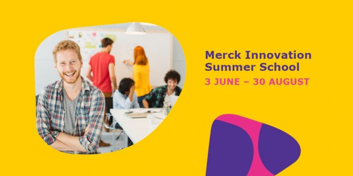 Merck KGaA Darmstadt Innovation Summer School 2019