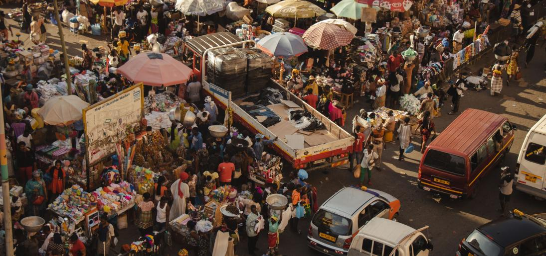 Global Partnership for Sustainable Development Data New Press Fellowship 2019 in Ghana