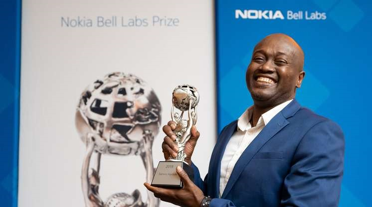 Nokia Bell Labs Prize 2019 for Innovators (Up to $100,000 prize)