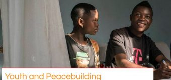 Call for Applications: Peace Direct/UNOY Youth and Peacebuilding Consultation 2019