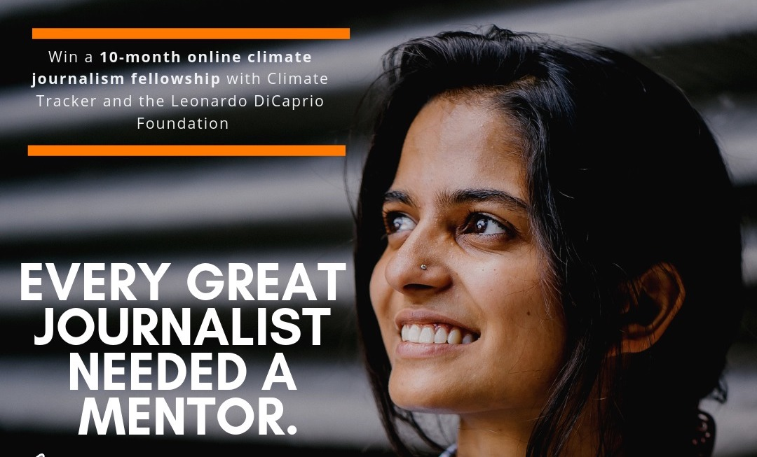 Rewrite Climate Change – Join the 10-Month Climate Journalism Mentorship 2019 (Fully-funded)