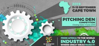 SA Innovation Summit Pitching Den Competition 2019