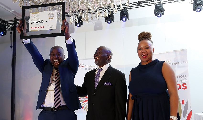 SAB Foundation Social Innovation and Disability Empowerment Awards 2020 (Up to R1,300,000)