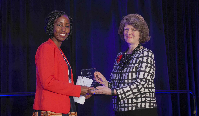 SID-Washington Andrew E. Rice Award 2019 for Leadership and Innovation