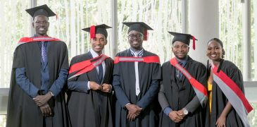 Scholarships for Master's in Human Rights & Democratisation in Africa 2020 at the Centre for Human Rights