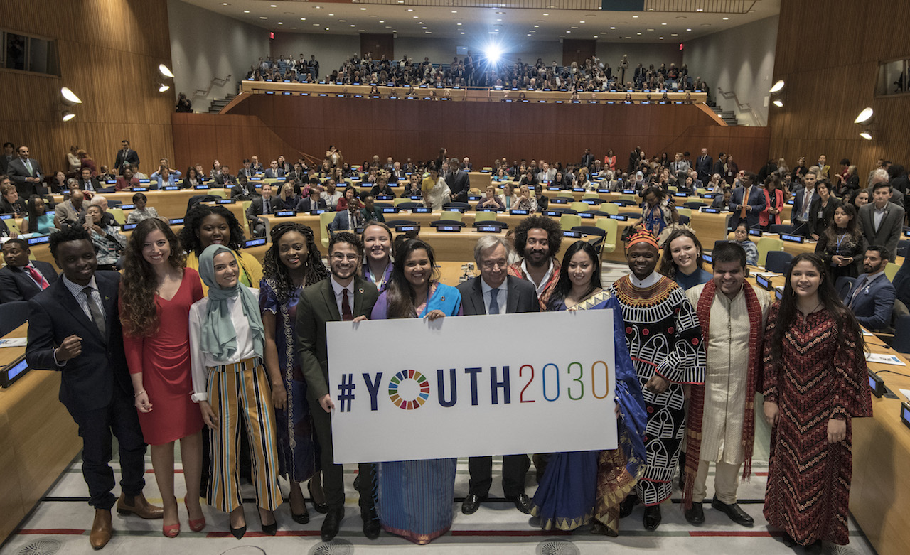 UNOOSA Space for Youth Competition 2019 for Students and Young Professionals