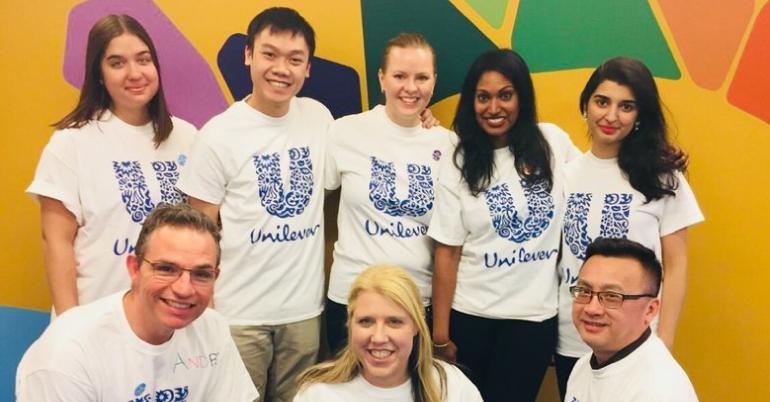 Unilever Research and Development Internship 2019 in Vlaardingen