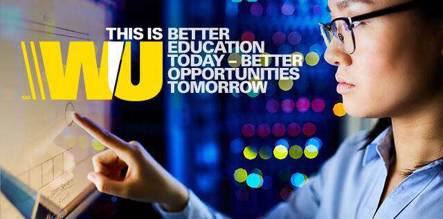 Western Union Foundation Global Scholarship Program 2019 (Up to USD $2,500)