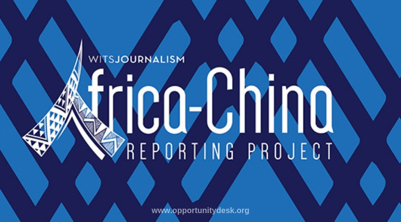 Wits Journalism Africa-China Reporting Project Reporting Grants and Workshop 2019 on Digital Identity, Data & Technology in Africa
