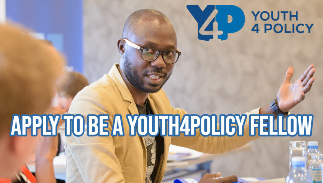 Youth4Policy (Y4P) Fellowship Programme 2019 for Young Rwandans