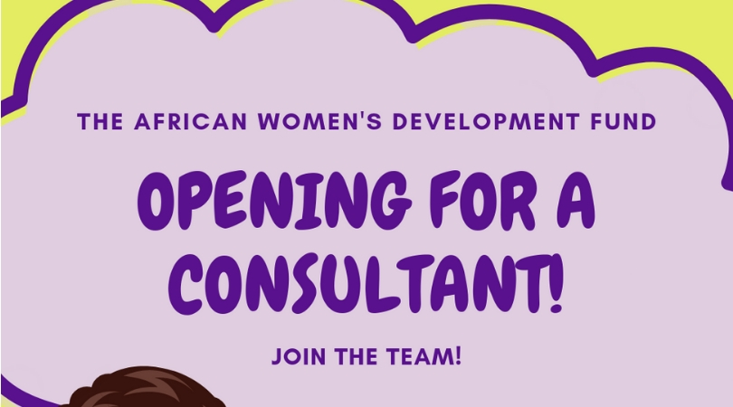 Call for Consultants: African Women's Development Fund (AWDF) Bilingual Feminist Grantmaking