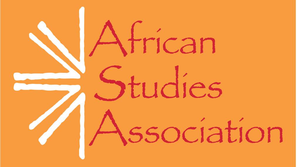 African Studies Association (ASA) Bethwell A. Ogot Book Prize 2019