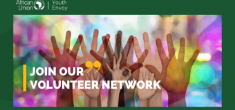 Apply to join the African Union Youth Envoy Volunteer Network 2019