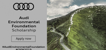 Audi Environmental Foundation Scholarship to attend One Young World Summit 2019 in London, UK (Fully-funded)