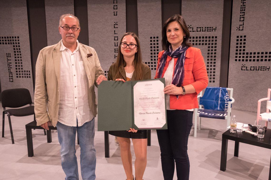 CEI Fellowship for Writers in Residence 2019 (Cash Award of EUR 5,000)