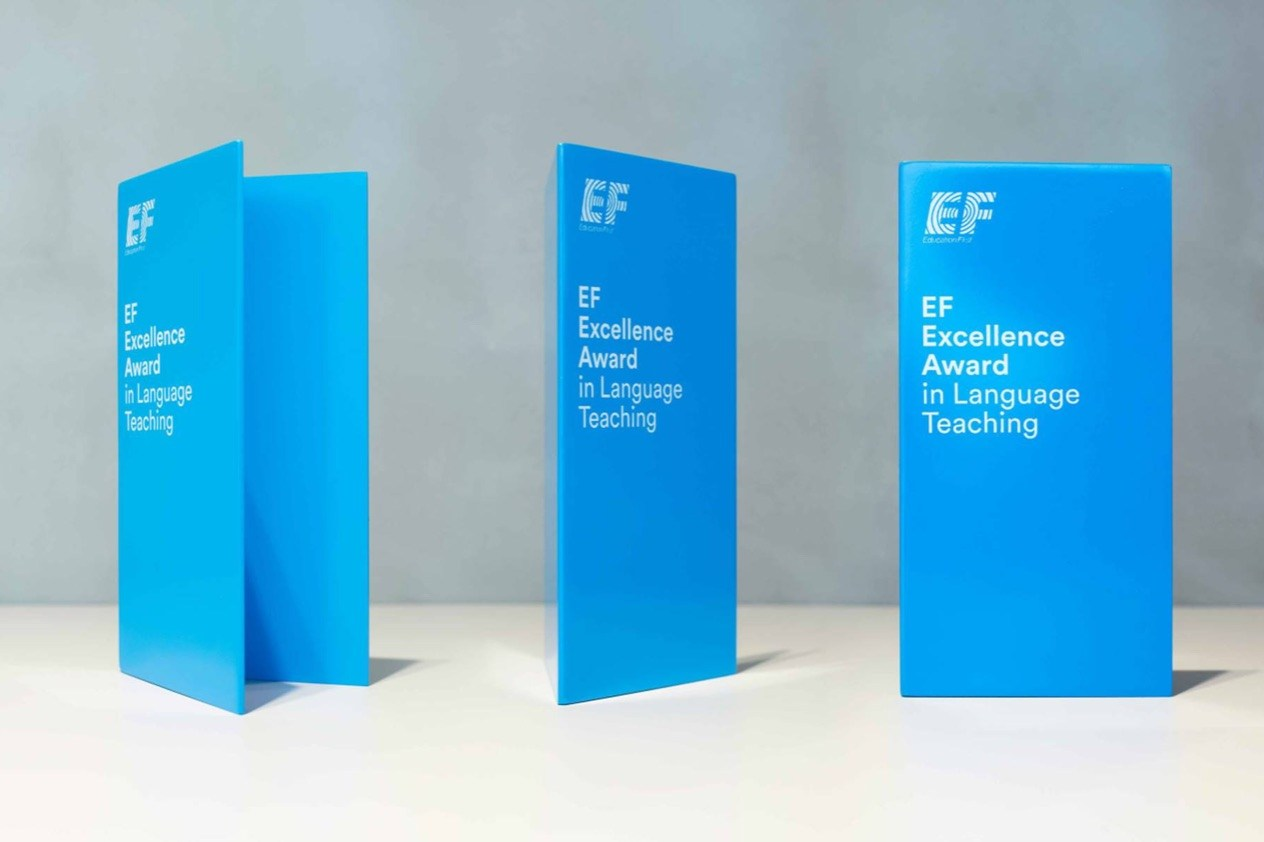 Education First (EF) Excellence Award in Language Teaching 2019 (Fully-funded to New York)
