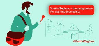 European Commission #Youth4Regions Programme 2019 for Aspiring Journalists (Fully-funded)