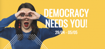European Youth Week Video Contest 2019 (Win a trip to Brussels)