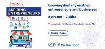 Facebook Nigeria/FATE Foundation Digital Programme 2019 for Aspiring Entrepreneurs