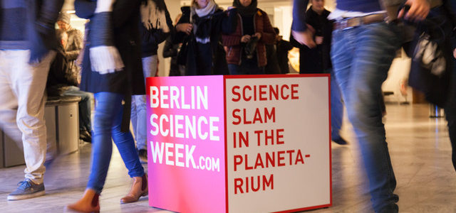 Falling Walls Berlin Science Week Fellowship 2019 for Journalists in Germany