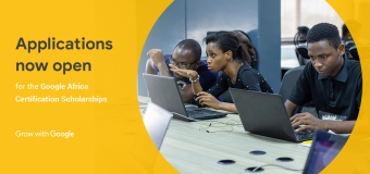Google Africa Certification Scholarship Programme 2019 for Young Africans