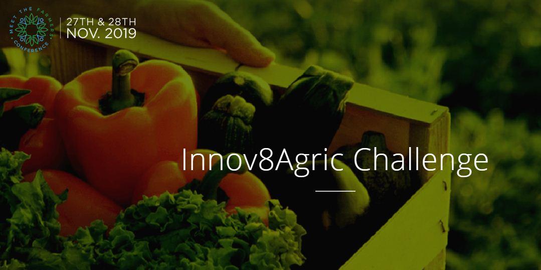 Innov8 Agric Challenge 2019 for AgriTechnology Entrepreneurs ($5,000 prize)