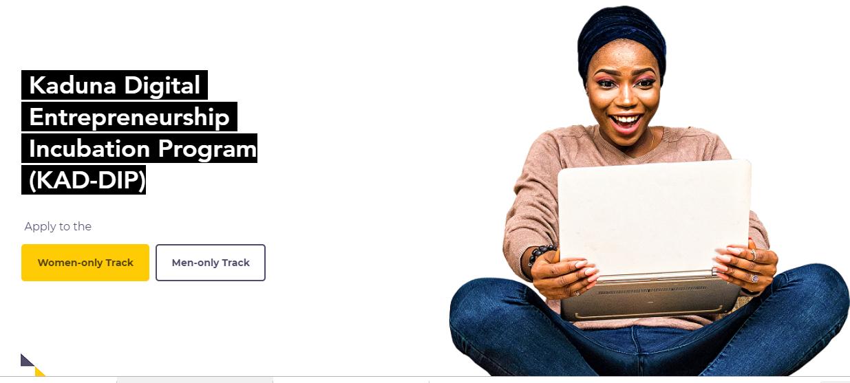 Kaduna Digital Entrepreneurship Incubation Programme 2019