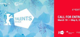 Metropolis/Goethe Institute Beirut Talents Programme 2019 (Funded)