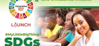 #MyLittleBigThing SDGs Innovation Challenge 2019 for Undergraduates in East Africa