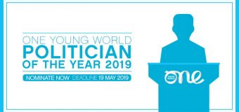 One Young World Politician of the Year Award 2019 (Fully-funded to the OYW Summit in London, UK)