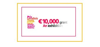 Prix Levallois International Photography Competition 2019 (€10,000 grant)