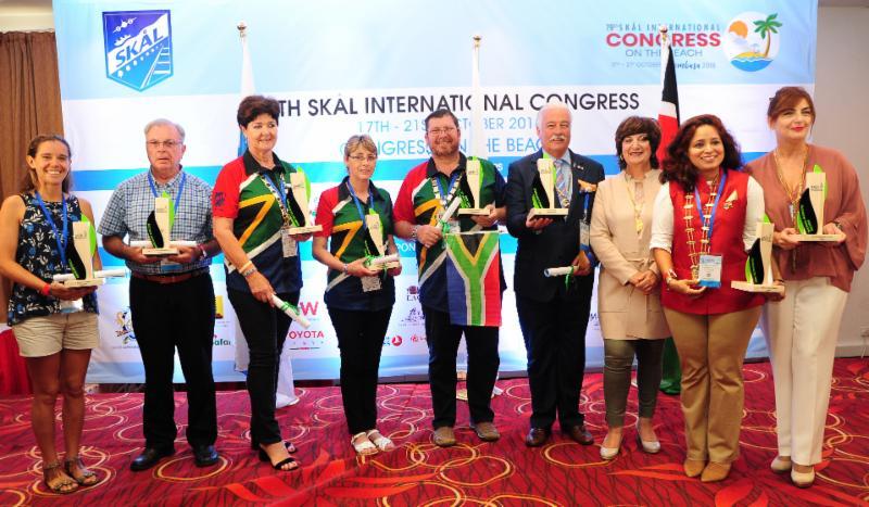 Skål International Sustainable Tourism Awards 2019