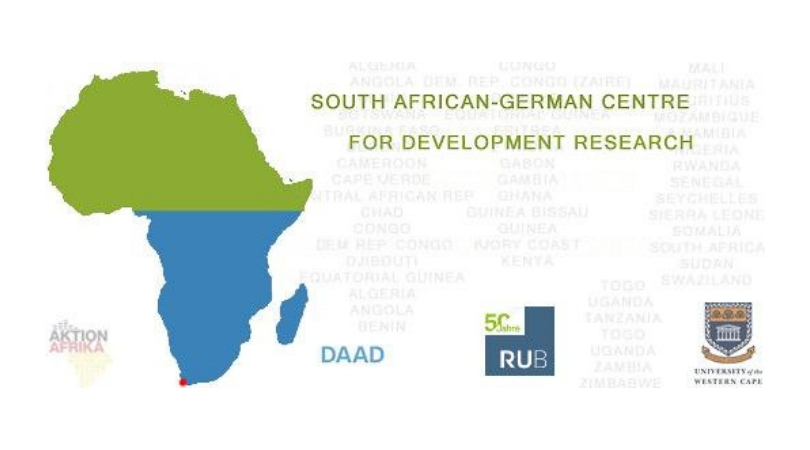South African-German Centre for Development Research Scholarships 2019/2020 (Funded)