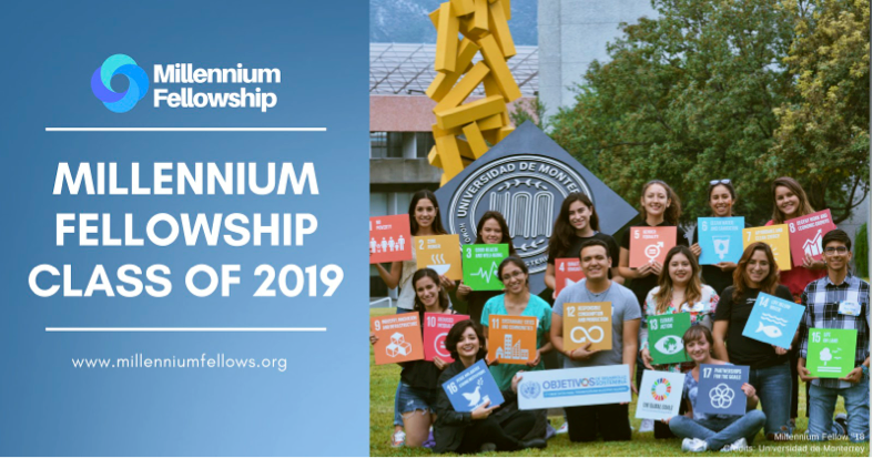 United Nations Academic Impact/MCN Millennium Fellowship 2019