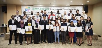UNFCCC-GIR-CASTT Programme on Greenhouse Gases 2019 (Fully-funded to Korea)