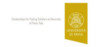 CICOPS Scholarships 2020 at the University of Pavia for Visiting Scholars (Fully-funded)