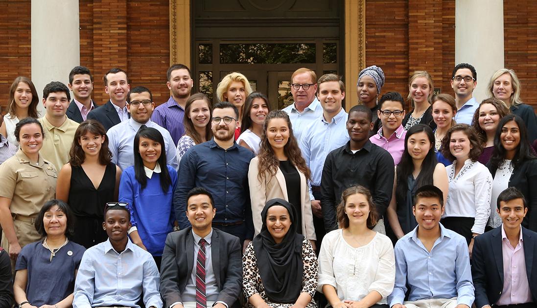 Hesselbein Global Student Leadership Summit 2019 – Pittsburgh, Pennsylvania – USA