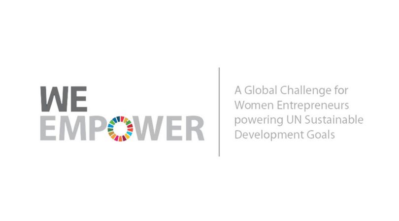 WE Empower UN SDG Challenge for Women Entrepreneurs 2019 (Win a trip to New York during UN Global Goals week)