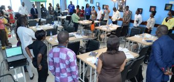 YALI RLC West Africa Emerging Leaders Program 2019 – Ghana Onsite Cohort 14
