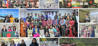 Apply to attend the 9th International Youth Camp Nepal (IYCN)