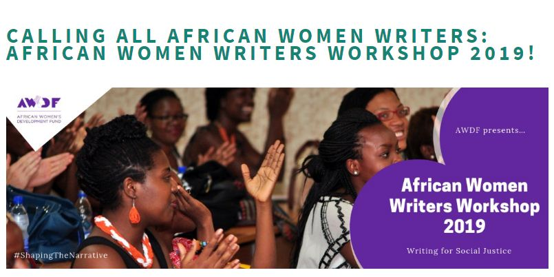 AWDF African Women Writers Workshop 2019 in Ghana (Funded)
