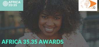 Africa 35.35 Awards 2019 – Become the Young African Personality of the Year!