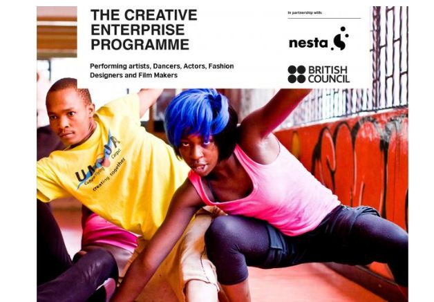 British Council Creative Enterprise Programme – East Africa 2019