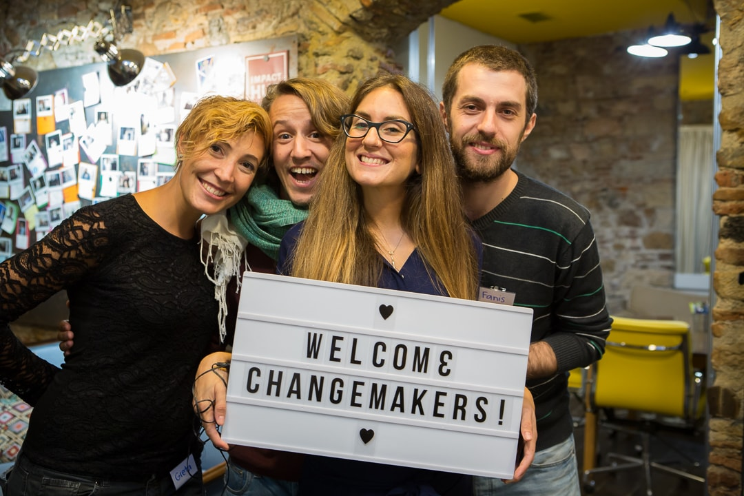 Ashoka/Robert Bosch Stiftung ChangemakerXchange (CXC) Program Armenia 2019 (Funded)