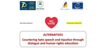 """Council of Europe Youth Department Training Workshop """"ALTERNATIVES"""" 2019 in Hammamet, Tunisia (Fully-funded)"""