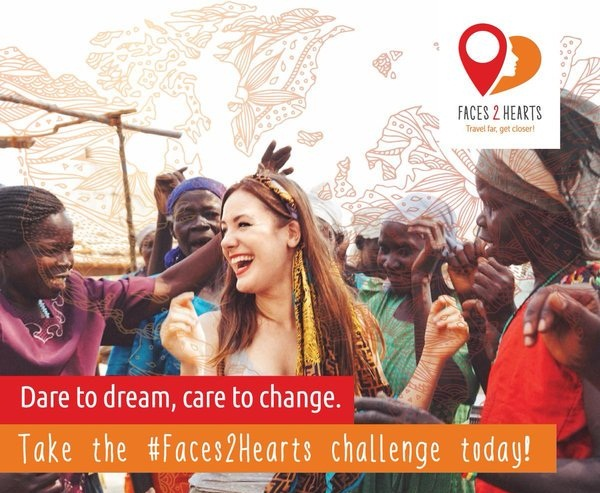 Europeaid Face2Hearts Video Blogging Competition 2019